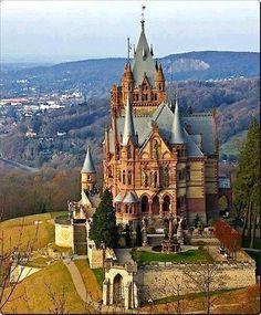 Fairytale castle?