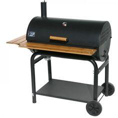 Grill´n Smoke Outlander Classic BBQ-Grill 7450  Hier ist die größte Grillfläche der Classik Serie vorhanden. Optional kann eine Side-Fir-Box montiert werden. Höhenverstellbarer grillrost und Warmhalterost sind serienmäßig