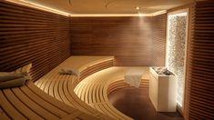Sauna Steam Room, Sauna Room, Modern Saunas, Sauna Hammam, Home Spa Room, Chalet Interior, Sauna Design, Outdoor Sauna, Adobe House