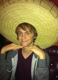 RATLIFF WITH THE BEST HAT EVER