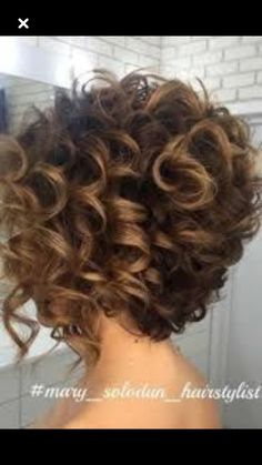 Trendy Short Curly Hairstyles and Helpful Tips for Curly Hair ★ See more: g. 10 Trendy Short Curly Hairstyles and Helpful Tips for Curly Hair ★ See more: g. Curly Hair Styles, Haircuts For Curly Hair, Curly Hair Cuts, Short Hair Cuts, Natural Hair Styles, Curly Short, Spiral Perm Short Hair, Bob Haircuts, Perms For Short Hair