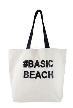 Designer Beach Bag - Basic Beach