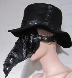 Plague Doctor Mask, Gothic Men, Biker, Menswear, Dark, Boots, Clothing, How To Wear, Fashion