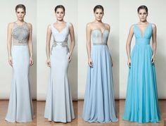 vestido de festa  azul claro Next Dresses, Formal Dresses, Dinner Wear, Dressy Tops, Bridesmaid Dresses, Wedding Dresses, Prom Dresses, Party Fashion, Beautiful Dresses