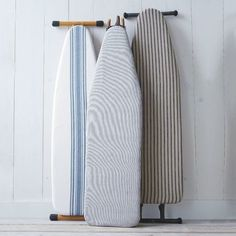 A reminder to buy one of these; modern ironing board covers by West Elm. via houzz