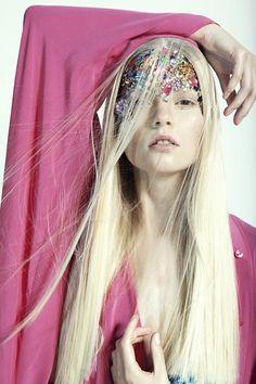 Hair and Makeup by Liselotte van Saarloos @ House of Orange