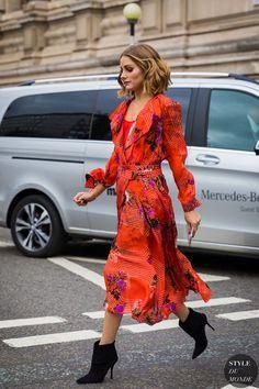 ♥️ Pinterest: DEBORAHPRAHA ♥️ Olivia palermo street style