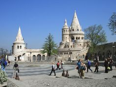 Cosa vedere a Budapest: Fisherman's Bastion