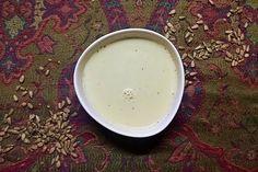 Krem z pora z cieciorką i mlekiem kokosowym - Mikrożycie
