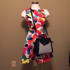 kate spade Dresses & Skirts - NEWKate Spade Saturday Pleated Flare Dress 3