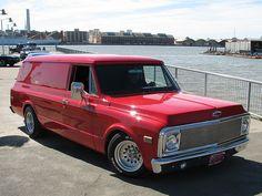 67 72 panel trucks like the one i had! miss that truck!1970 chevrolet custom panel truck