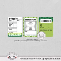 project life, journaling cards, freebie, soccer, world cup, digital scrapbooking, diy, hobbies, crafts, paper, football  We Are World Cup Champions – Pocket Love Special Edition (Freebie)  Mistyhilltops