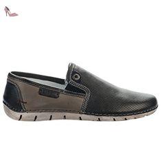 Mocassins homme - BUGATTI - Bleu marine - K1865 CANNETO - Millim - Chaussures  bugatti ( aa5c4e83d5ea