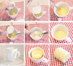 Gluten-Free Bread In A Cup In Seconds! - One Good Thing by Jillee