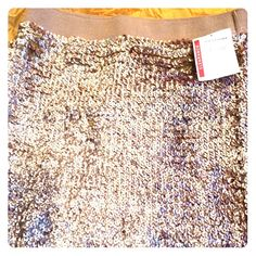 A beautiful sequin skirt. Got this from Nordstrom Rack still has the tag. Skirts Midi