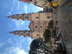 Basílica de la Virgen de San Juan de los Lagos. Jalisco. Mx.