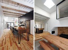 Remodelación introduce inmenso tragaluz | Planos de Casas Gratis
