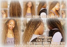 ... Crochet Natural Hair Straight Curled Protective Style Braids Goddess