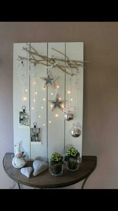 christmas crafts with pallet wood - Google Search
