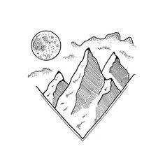 55… Exploring the mountains in Colorado... #illustration #art #drawing #draw #artist #sketch #sketchbook #mountains #pen #pencil #geometry #art_perspective #creative #artoftheday #dots #lines #blackwork #linework #sketch_daily #doodle #pointillism #dailyart #iblackwork #instaart #art_spotlight #artofdrawing #dailysketch #blackandwhite #pattern #kstuhldreher