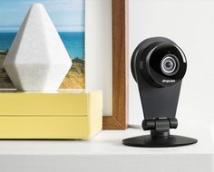 Dropcam Video Monitoring camera: Art of Simplification and a perfect IoT example