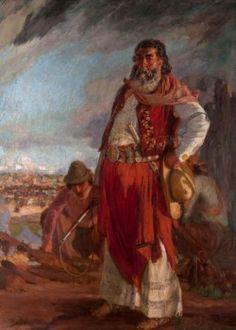 Central America, South America, Latin America, Hispanic American, Don Juan, Folklore, Cartoon, Painting, David