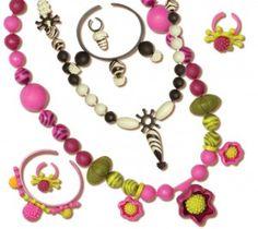 B.toys - Zestaw do tworzenia biżuterii 300 elementów #biżuteria