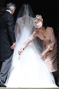 Pippa Middleton's Wedding In Photos  - HarpersBAZAAR.com