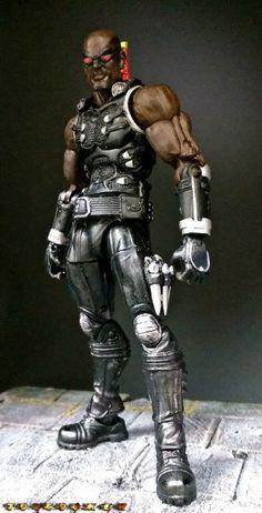 Blade Version 2 (Marvel Legends) Custom Action Figure