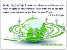 John Jantsch - Social Media Tip - Khronos Design