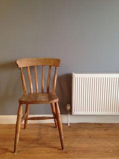 Farrow & Ball, Manor House Grey. My beautiful new living room