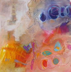 Abstraction.....judy thorley