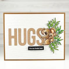 Handcrafted Cards Made With Love: Krumspring Stamps 1 Year Anniversary Blog Hop