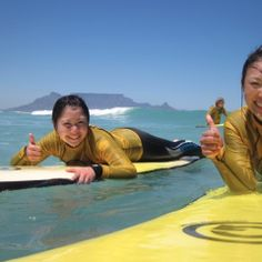 Stoked School of Surf Cape Town, South Africa | Best Surf School South Africa