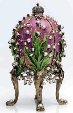 'The lillies of the Valley', een van de hoogtepunten uit de Forbes-collectie.