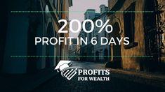Profit Litecoin in 6 Days