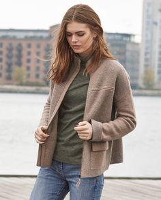 Image of Valentina knitted jacket
