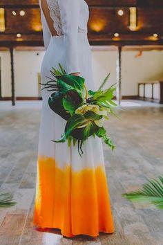 38 Ideas modernas y hermosas para vestidos de boda