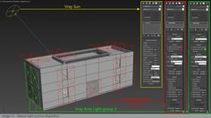Making of Termitary House - 3D Architectural Visualization & Rendering Blog