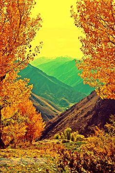 EVA CASSIDY - AUTUMN LEAVES http://www.youtube.com/watch?v=--xW8HPJRY0  Image: Autumn Means Yellow  by Nesiho  Asiraki