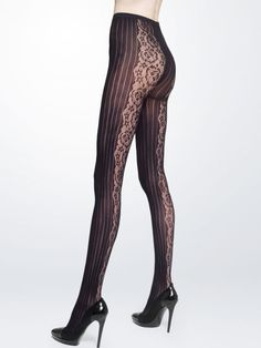 Patterned and Colorful Tights - Fashion Tights