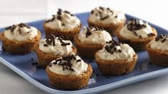 It's a dessert-tray must have - little cookie cups of creamy coffee and chocolate filling. Pillsbury® cookies make it so easy!
