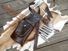 leather archery
