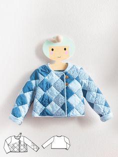 Scandinavian Sweetness: 8 New Kid's Sewing Patterns