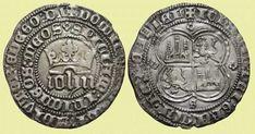 Real plata, Juan I