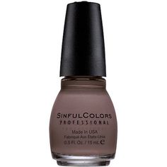 Free Shipping on orders over $35. Buy Sinful Colors Professional Nail Polish, Nirvana, 0.5 fl oz at Walmart.com
