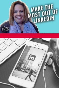 NEW episode! Okay, I know LinkedIn is not as fun as Facebook. It's not as sexy as Snapchat, but LinkedIn is an important part of your social media strategy. Today I'm sharing five tips to spruce up your LinkedIn profile and make sure you get found by more people to get more business with social media.