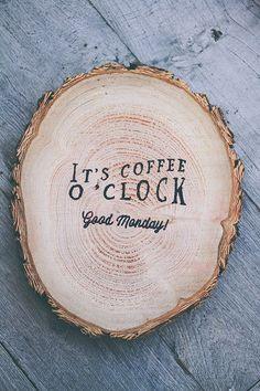 .. #CoffeeTime