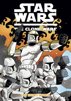 The Clone Wars: The Enemy Within