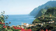 Port Porta Da Cruz, Madeira